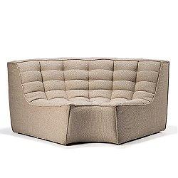 N701 Round Corner Sofa