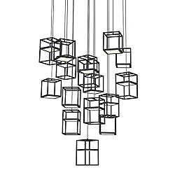 Marmo LED Chandelier