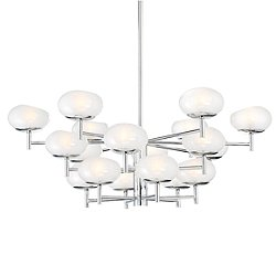 Tivoli 3 Tier Chandelier