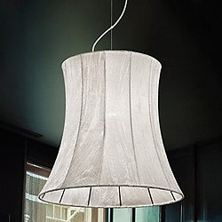 Vintage Campana Pendant Light