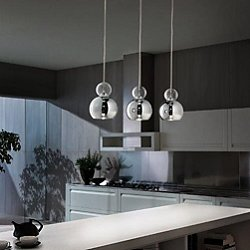 Memoria SO3 Linear LED Multi Light Pendant Light
