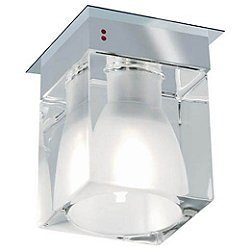 Cubetto Flush Mount Ceiling Light
