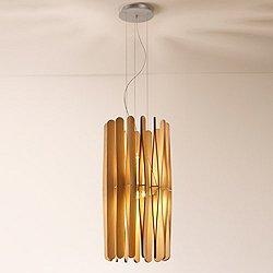 Stick LED Cylinder Pendant Light
