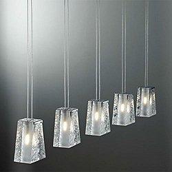 Vicky Five Light Pendant - D69A05