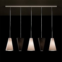 Aqua SO 5 Light Up/Down Pendant Light