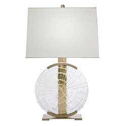 Crystal Lamps 906010 Table Lamp