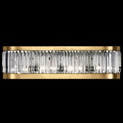 Crystal Enchantment Wall Sconce
