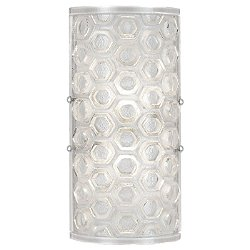 Hexagons LED Wall Sconce