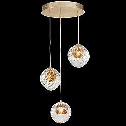 Nest Round Multi-Light Pendant Light
