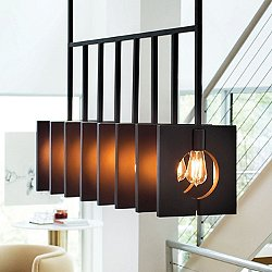 Ludlow Linear Suspension Light