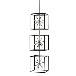 Aros 3-Tier Chandelier