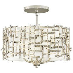 Farrah Pendant/Semi-Flush Mount Ceiling Light