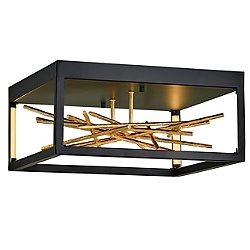 Styx LED Flush Mount Ceiling Light
