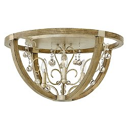 Abingdon Flush Mount Ceiling Light
