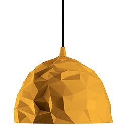 Diesel Collection Rock Suspension Lamp (Gold/78 Inch) - OPEN BOX RETURN