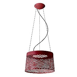 Twiggy Grid Outdoor Pendant Light