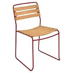 Surprising Teak Chair Set of 2