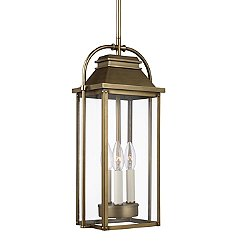 Wellsworth Outdoor Pendant Light