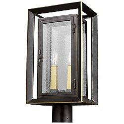 Urbandale 2 Light Outdoor Post Light - OPEN BOX RETURN
