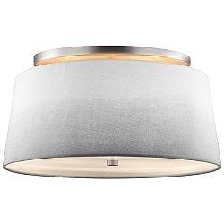 Tori Semi-Flush Mount Ceiling Light