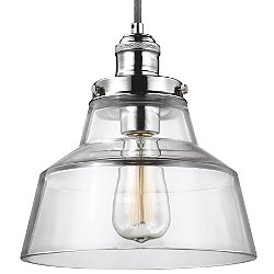 Baskin Chimney Pendant Light