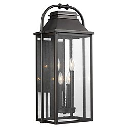 Wellsworth 4-Light Outdoor Wall Light