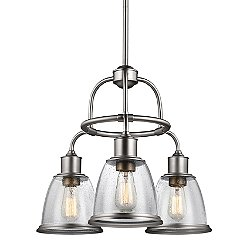 Hobson 3 Light Chandelier