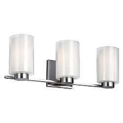 Bergin 3-Light Vanity Light
