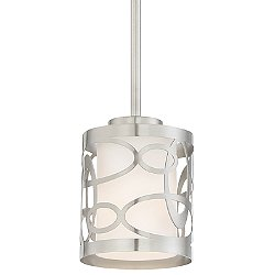 Links 1 Light Mini Pendant