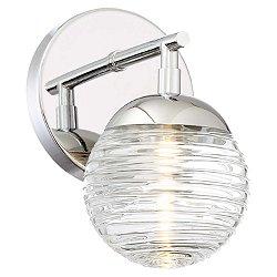 Vemo LED Bathroom Wall Sconce