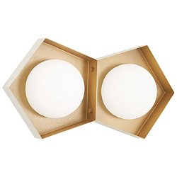 Five-O LED Vanity Light