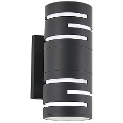 Groovin Outdoor LED Wall Light