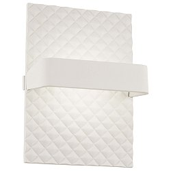 Quilted P1774 LED Wall Light