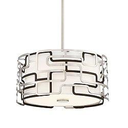 Alecia's Tiers LED Pendant Light