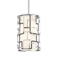 Alecia's Tiers Small LED Pendant Light