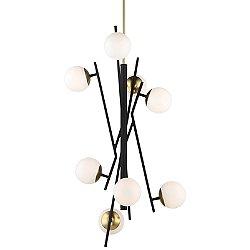 Alurria LED Foyer Chandelier