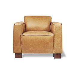 Cabot Leather Chair