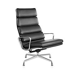 Eames Soft Pad Lounge Chair