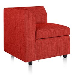 Bevel Corner Chair (Optional Sectional Component)