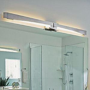Glide LED Bath Bar by Hubbardton Forge