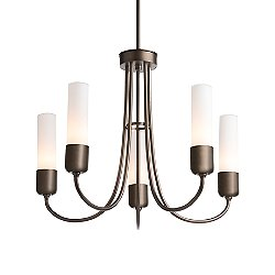 Portico Outdoor Chandelier
