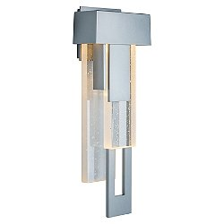 Rainfall LED Outdoor Wall Light