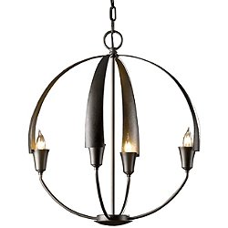 Cirque Chandelier (Dark Smoke/Small) - OPEN BOX RETURN