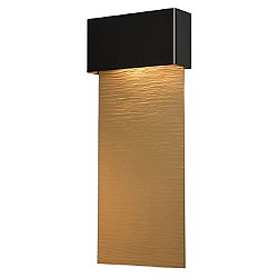 Stratum Tall LED Outdoor Wall Sconce
