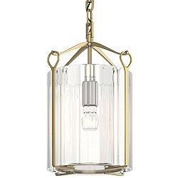Bow Semi-Flush Mount Ceiling Light