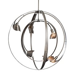 Orion 1-Pipe Triple Pendant Light