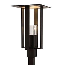 Shadow Box Outdoor Post Light