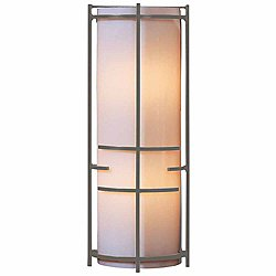 Extended Bars Wall Sconce (White Art/Iron/Incand) - OPEN BOX