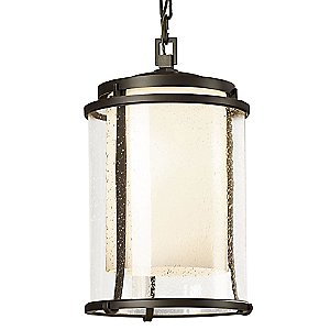 Meridian Large Outdoor Pendant Light by Hubbardton Forge