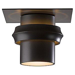 Twilight Outdoor Semi Flush Medium Ceiling Light by Hubbardton Forge